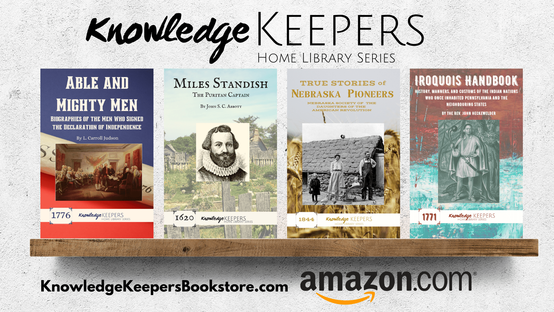 Knowledge Keepers Bookstore
