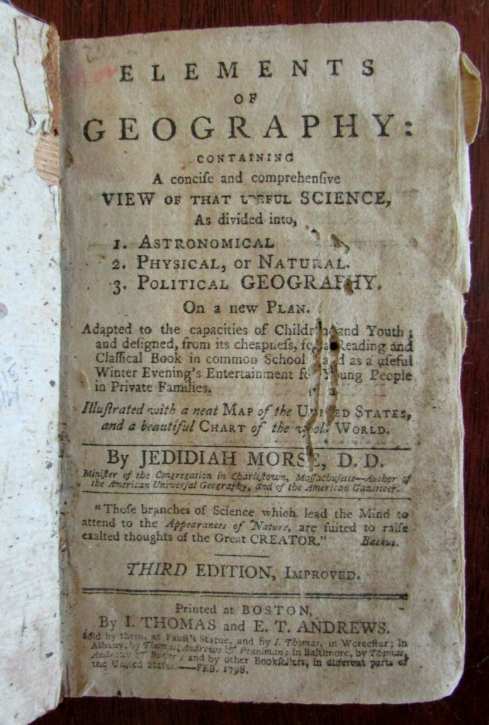 Geograpy reader
