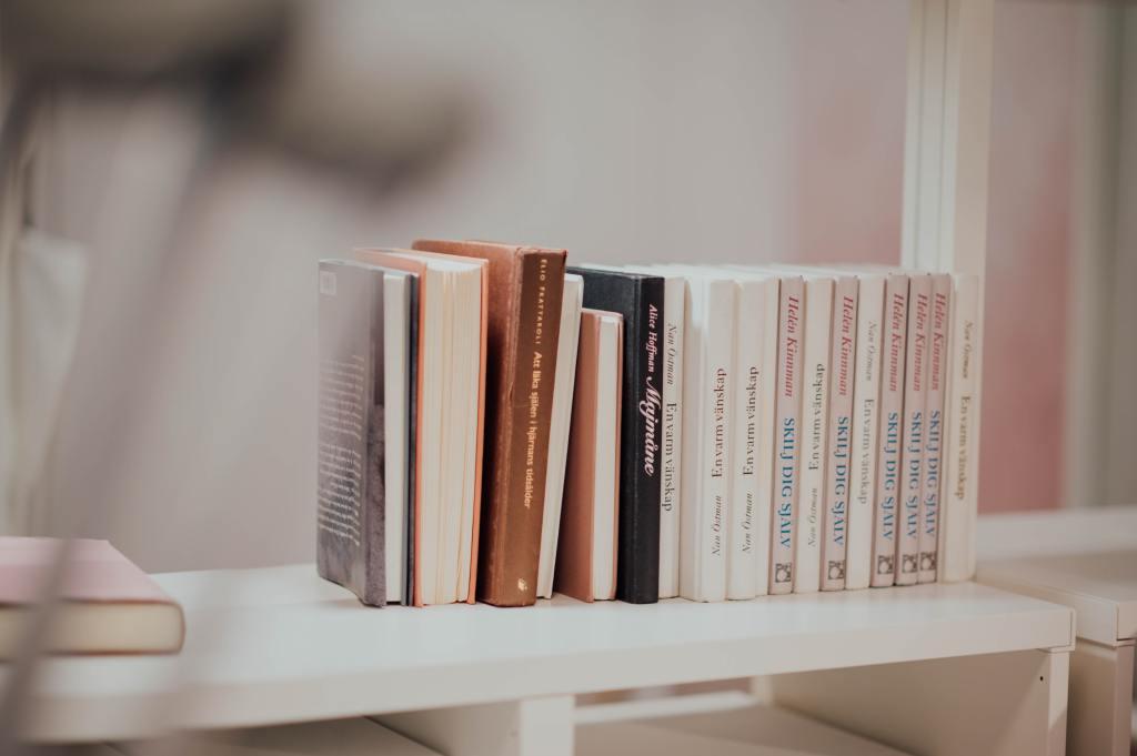 Nicki Truesdell book lists