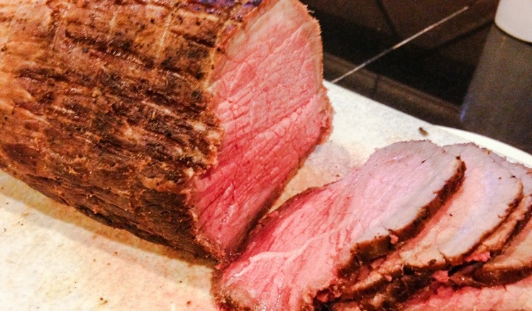 how to perfectly cook a standing rib roast
