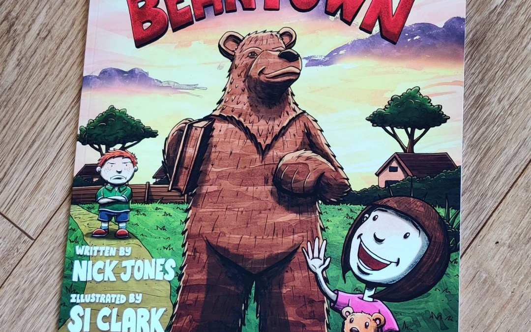One Night in Beartown is out now!