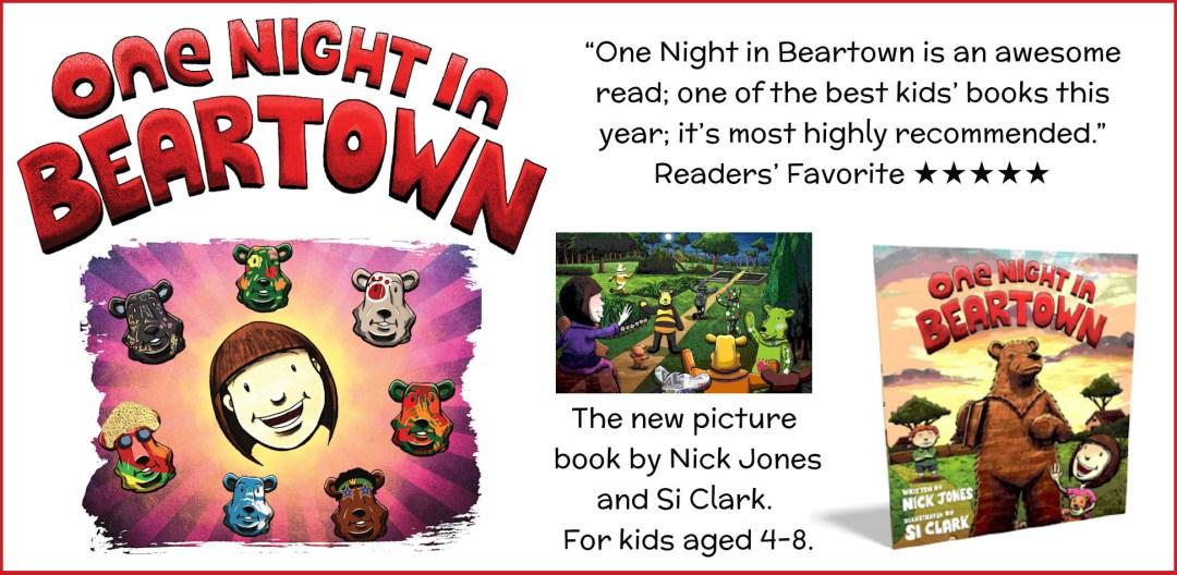 One Night in Beartown advert
