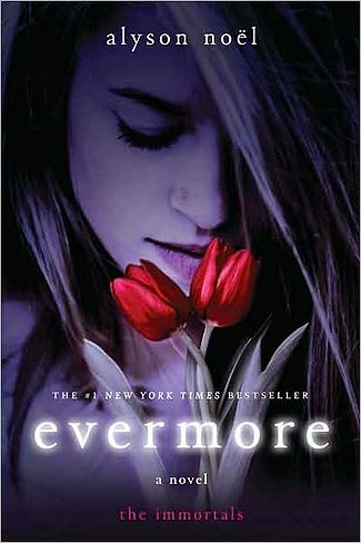 Evermore book cover