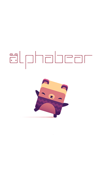 Alphabear - Nickle Loves to Blog