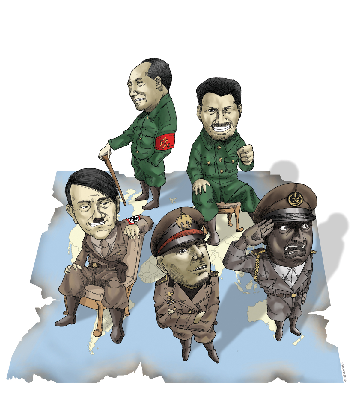 World_Greatest_Dictators_by_vherand