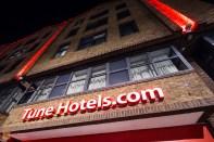 Exterior, Tune Hotel Paddington