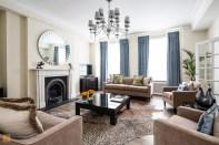 Mayfair apartment for Fadi Cherry Design