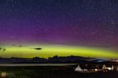 Aurora over Scaristavore