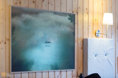 Friday, and the listening party is held in Jónsi (from Sigur Rós) and Alex's studio