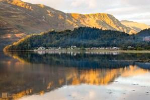 October, Loch Leven