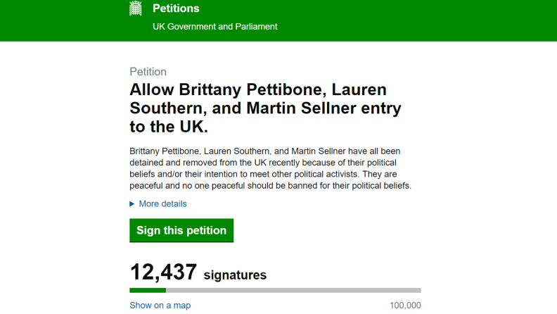 BrittanyLaurenMartinUKPetition