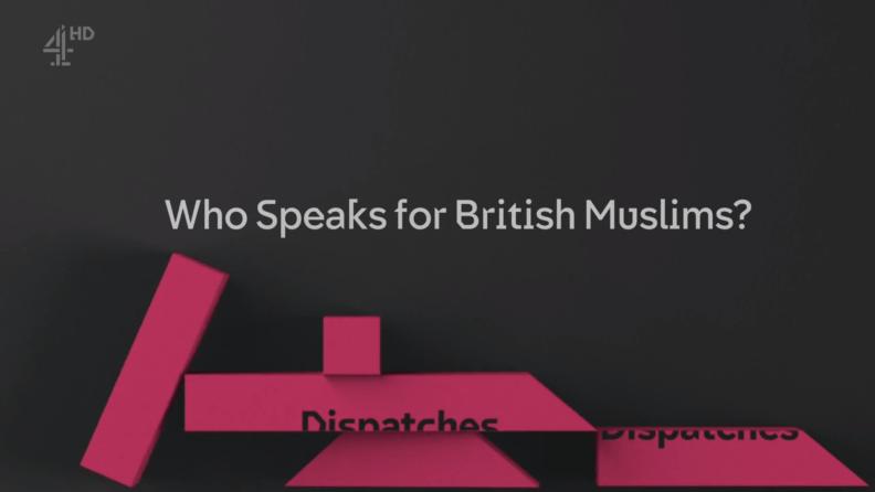 WhoSpeaksForBritishMuslims