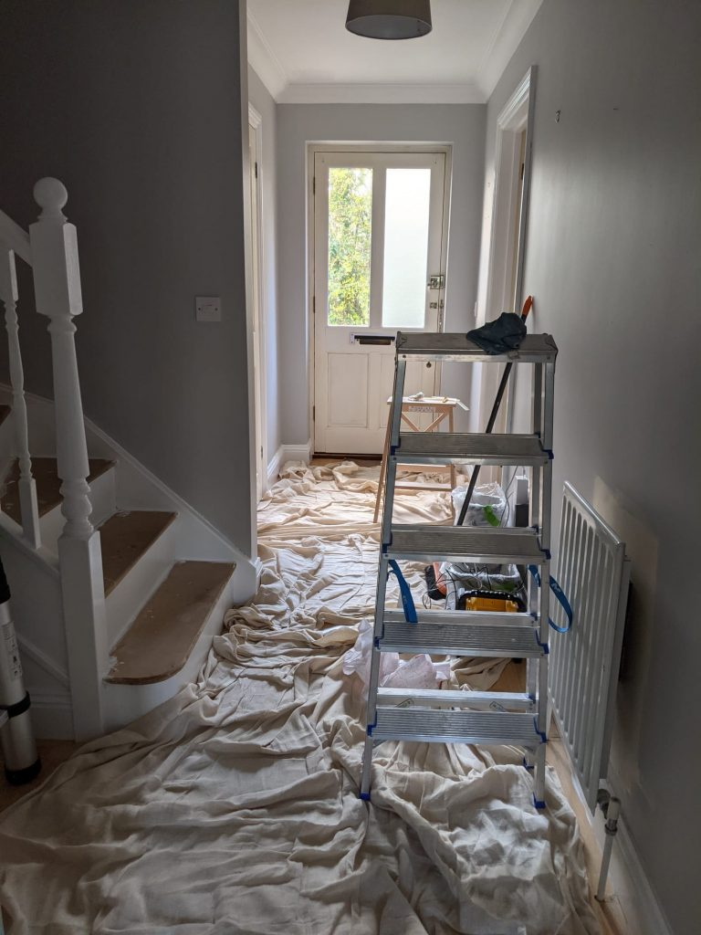 lockdown home improvements