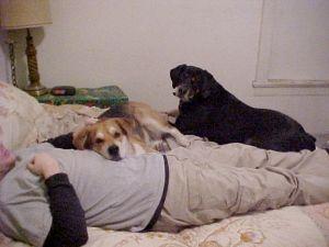 Jake, Lucas, Guthrey - Chimbo, RVA, 2001 (ish)