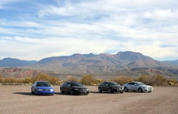 Audi Tortilla Flat Cruise