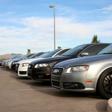 Private All Audi Track Day at Inde Motorsports Ranch