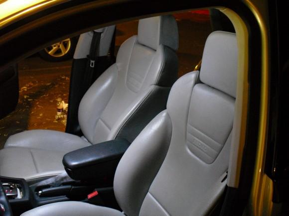 LED Interior Lights & S4 Recaro Seats