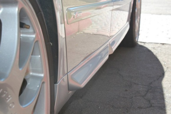 Audi S4 Door Blades