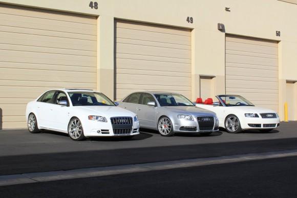 Audi Photoshoot