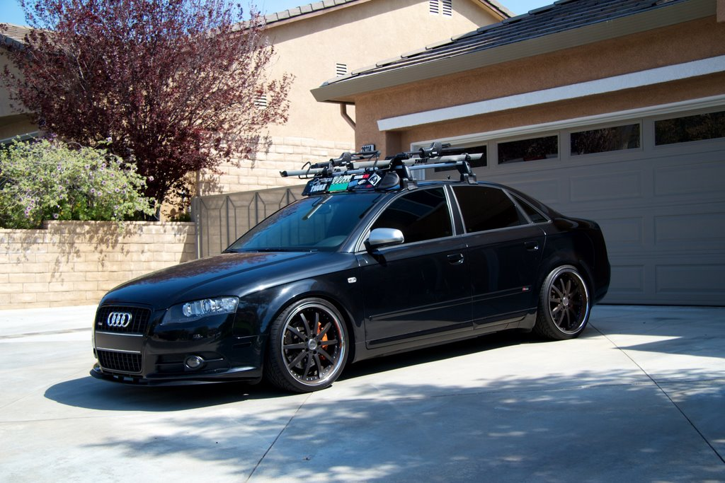 Audi a4 b7 rns e installations price