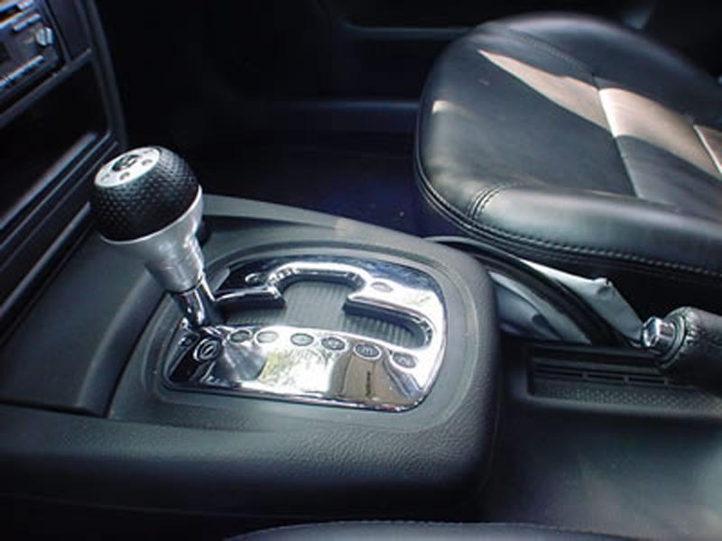 Audi S4 Shift Knob