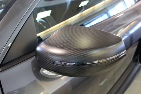 Audi R8 GT Mirrors