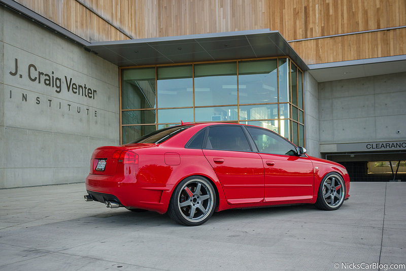 My B7 S4 – Nick's Car Blog