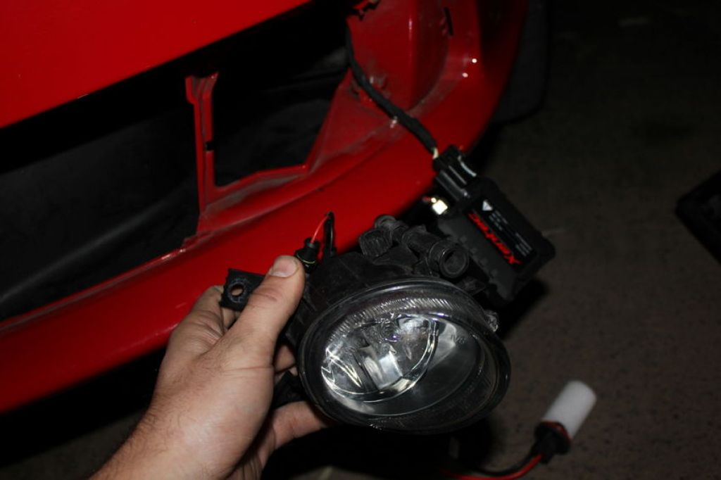 HID Wiring B7 Audi S4 Complete