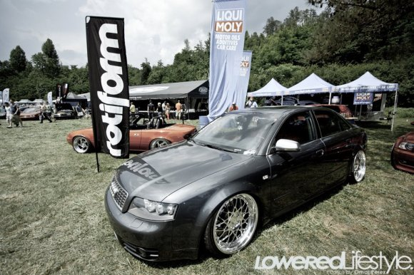 Stanced & Bagged B6 S4