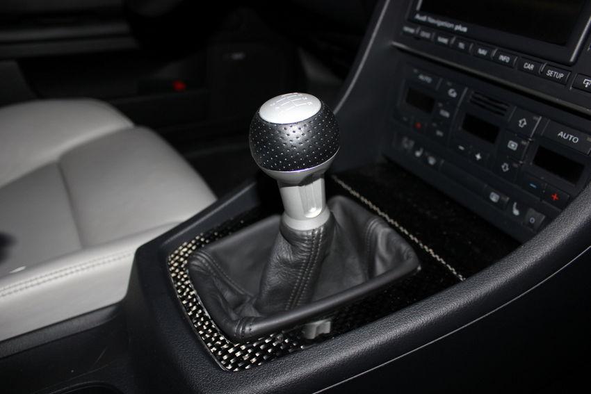 RS4 Shift Knob
