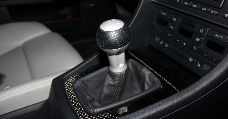 Audi A4 B7 Shift Knob