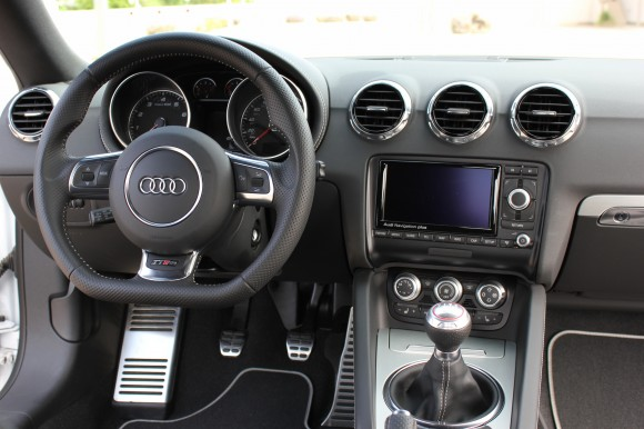 Audi TT-RS Interior