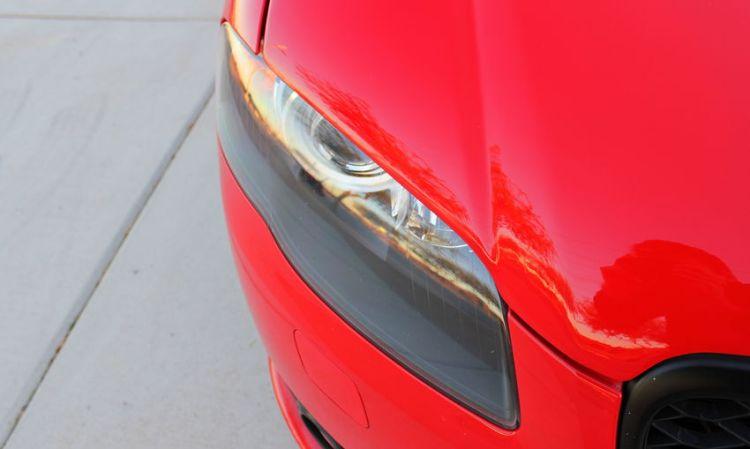 Black Headlights - B7 Audi S4