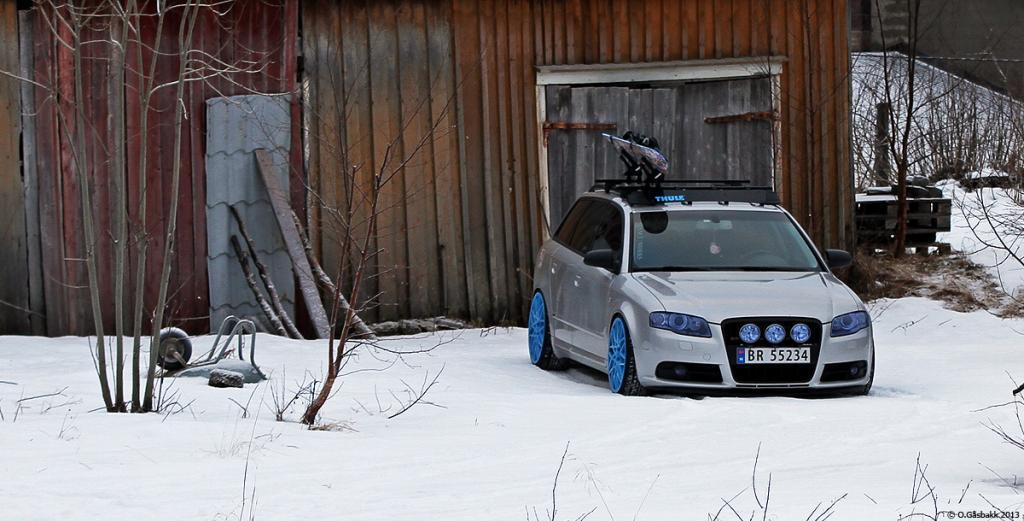Ove S B7 Audi A4 Avant In Norway Nick S Car Blog