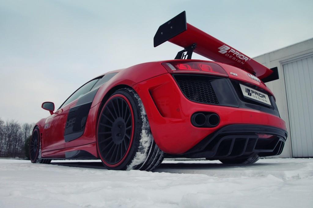 Prior Design Audi R8 GT650