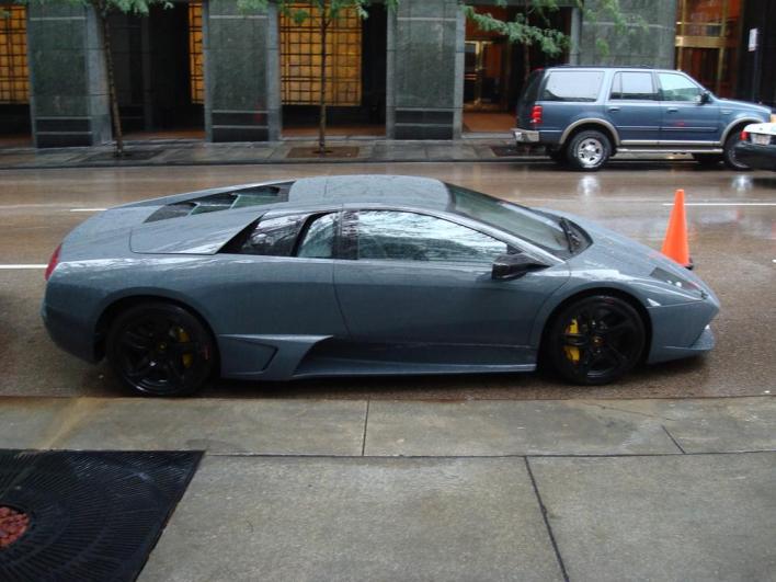 Lamborghini Murcielago Dark Knight