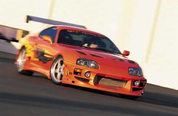 Supra from Fast and the Furious