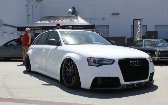 Accuair Widebody A4 Wagon