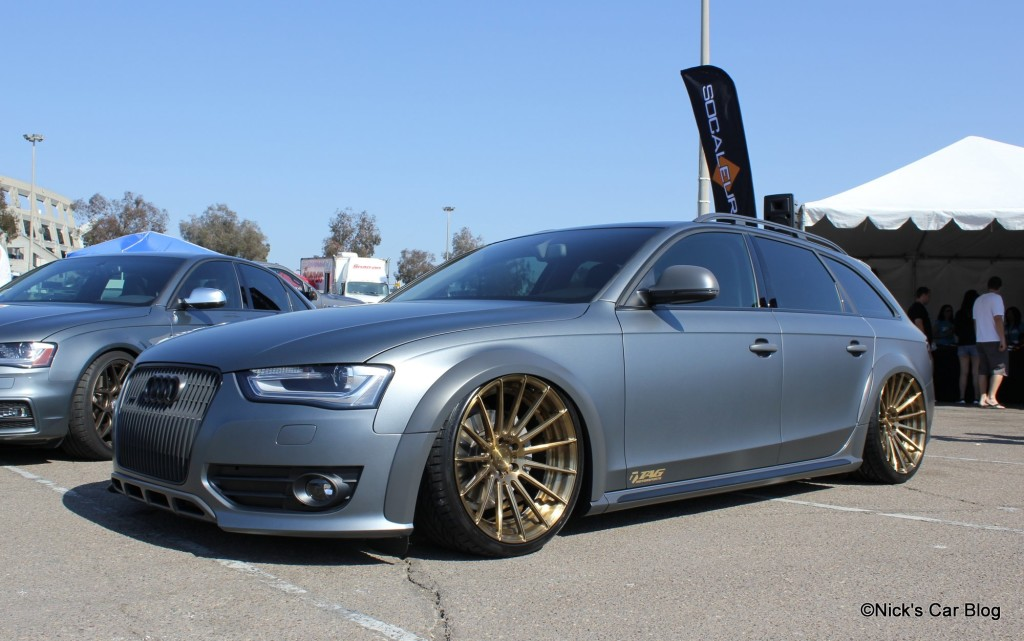 TAG Allroad on ADV1s