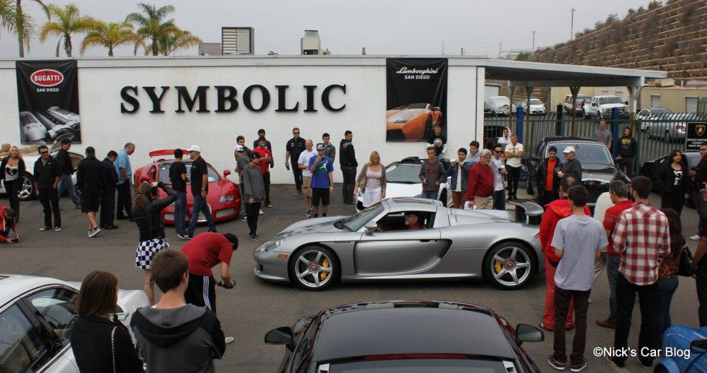 Porsche CGT at Symbolic