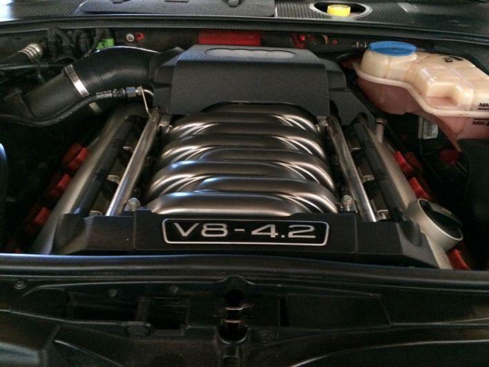 B7 Audi S4 Engine 4.2 V8