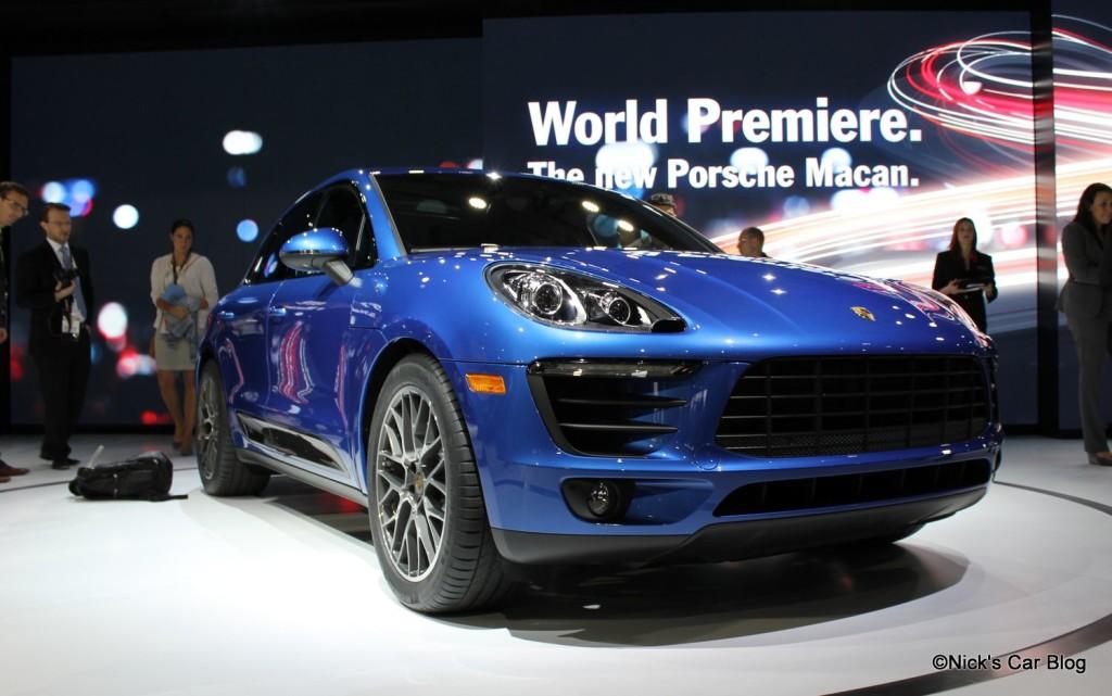 Porsche Macan Debut
