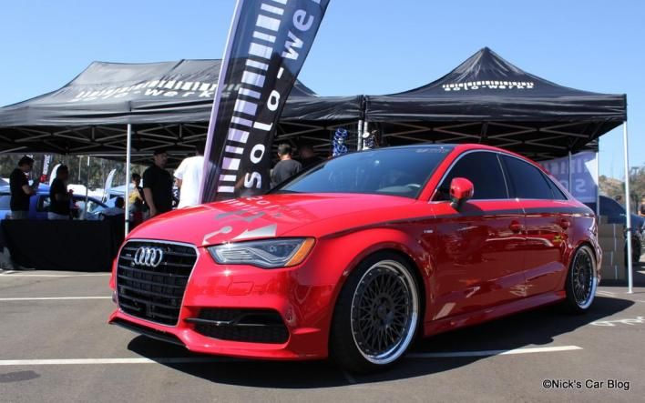 2014 Audi A3 on Fifteen 52 Wheels