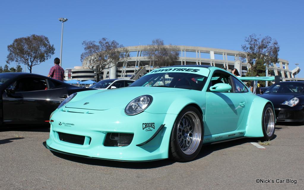 Vollkomen Design Porsche GT3