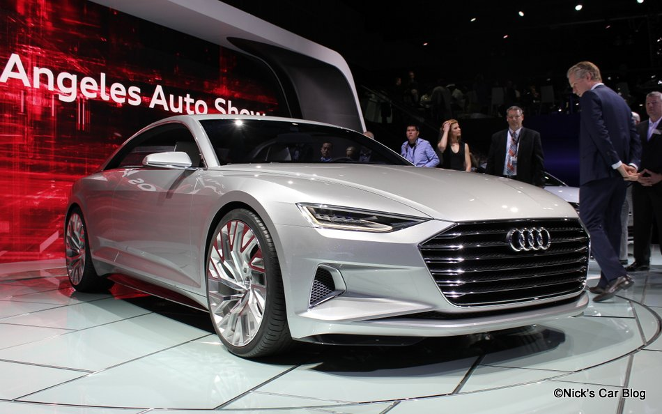 Audi A9 Prologue Concept