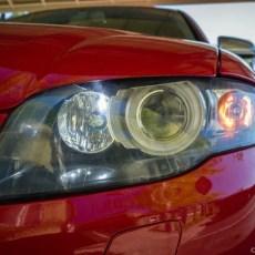 LED City Lights DIY for B7 Audi A4/S4/RS4