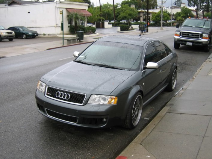 Paul Walker RS6 Sedan
