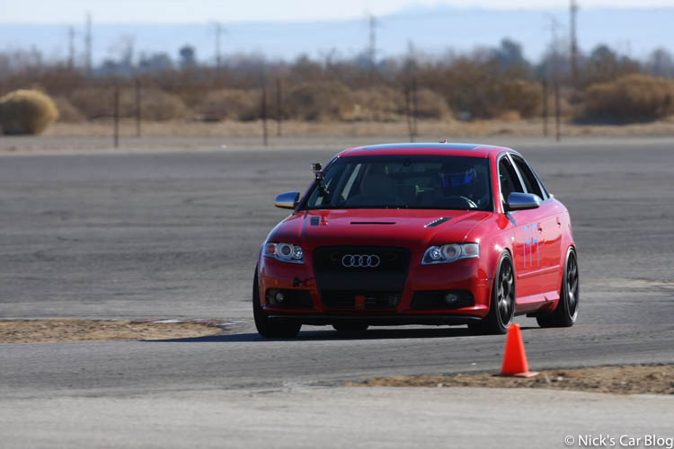 Jan-18-2014-Xtreme Speed Blue Exit_SkidPad CDE_5373-Jan18-14