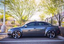 Photo of Audis on OEM Rotor Wheels: Mega Gallery