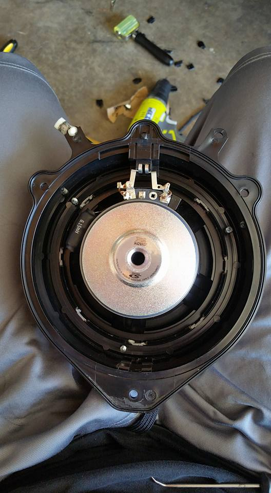 Upgrading Speakers for Non-Bose B6/B7 Audi A4 | Nick's Car Blog